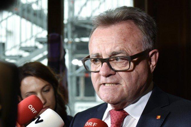 Landeshauptmann Niessl will sich bei der ORF-Landesdirektoren-Bestellung nicht einmischen