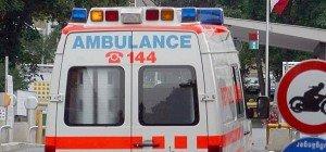 27-jähriger Mopedfahrer bei Kollision schwer verletzt