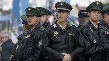Münchener Polizei geht mit #wiesnwache viral