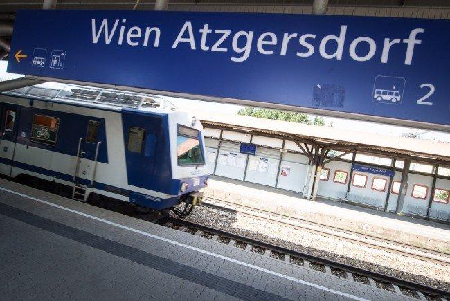 Taktverdichtung der S-Bahn zwischen Meidling und Liesing.
