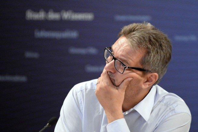 Der Wiener Flüchtlingskoordinator Peter Hacker zeigt sich vom Vorschlag des Innenministers verwundert