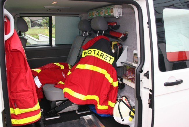 Bei zwei Unfällen wurden drei Mädchen in der Steiermark verletzt
