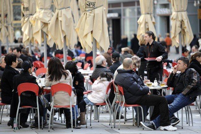 """Die Wiener Wirtschaftskammer tritt gegen die """"Mühlsteine"""" der Gastronomie auf"""