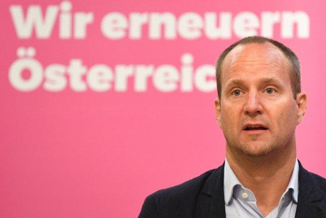 Matthias Strolz beansprucht die Initative für sich