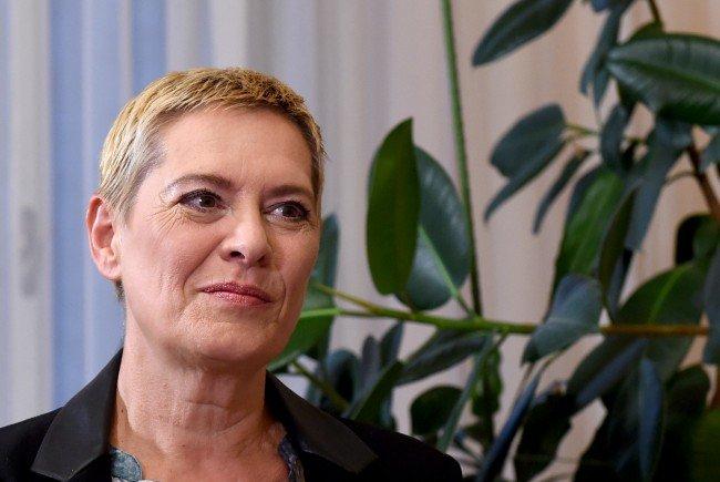 Die neue Bezirksvorsteherin der Leopoldstadt: Die Grüne Ursula Lichtenegger