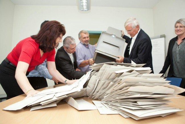 Die Stimmen in der Leopoldstadt werden nun ausgezählt
