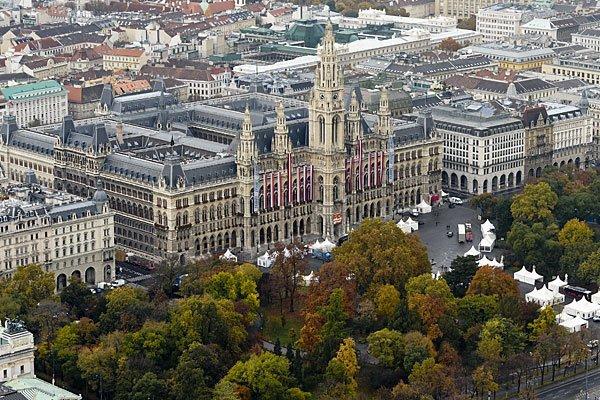 Top-Ferienziele: Wien, Innsbruck und Salzburg-Stadt sind führend