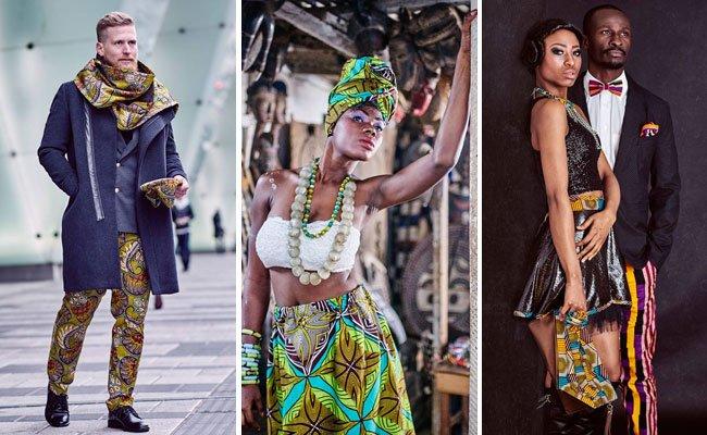 Barbara Alli verbindet die Tradition Afrikas mit modernem Flair.