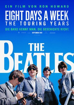 The Beatles: Eight Days a Week – The Touring Years – Trailer und Kritik zum Film