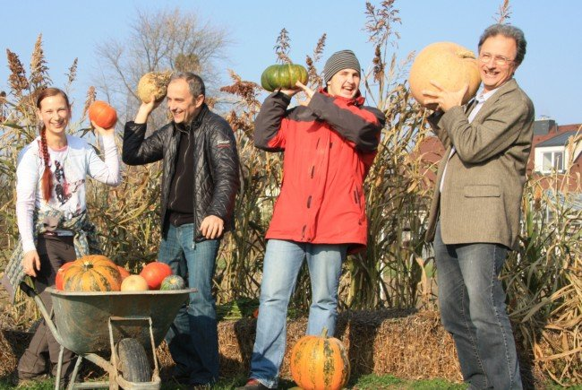 Das Team der Bio Forschung Austria lädt zum Tag der offenen Gartentüre