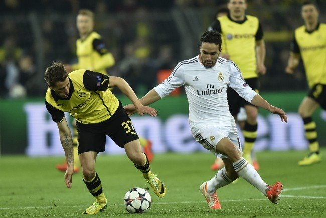 bvb real madrid live stream