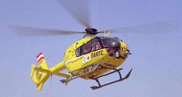 Die Schwerverletzte wurde per Notarzthubschrauber nach Wiener Neustadt transportiert.