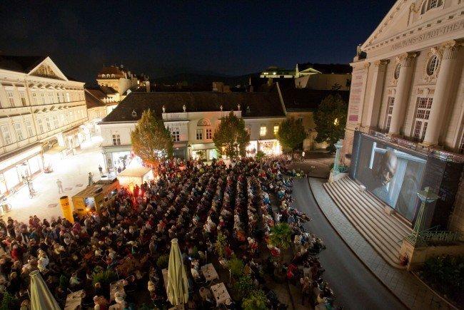 Vom 7. bis 11. September findet das Cinema Paradiso in Baden statt.