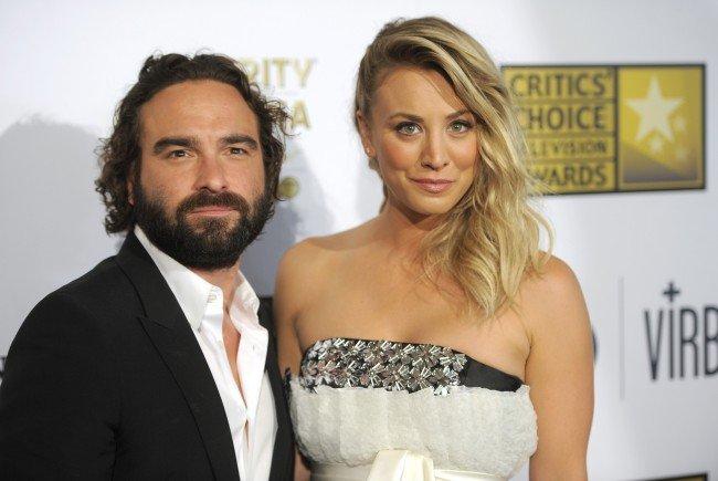 Nicht von allen Ex-Hollywood-Paaren ist ihr unangenehmes Schicksal so bekannt, wie von Johnny Galecki und Kaley Cuoco.