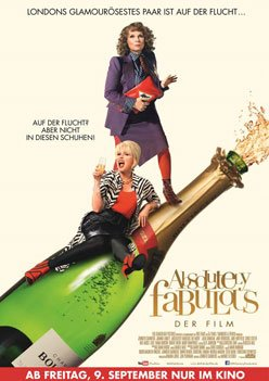 Absolutely Fabulous – Der Film – Trailer und Kritik zum Film