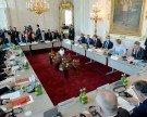 """Flüchtlingsgipfel im Gange: Demo gegen europäische """"Unrechtspolitik"""" in Wien"""