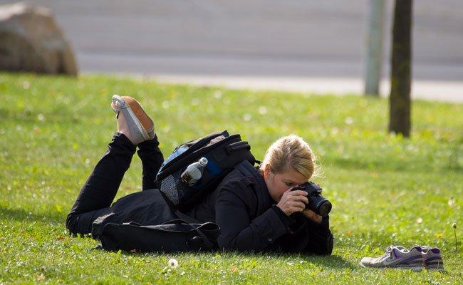 Wiens Fotografen legen sich wieder auf die Lauer.