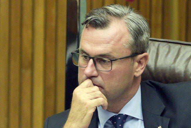 Präsidentschaftskanditat Norbert Hofer äußerte sich zu CETA