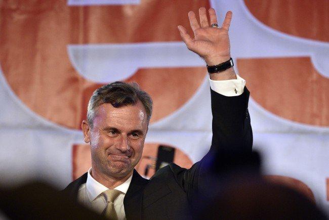 "FPÖ-Kandidat Hofer: ""Dieses Mal wird alles passen"""