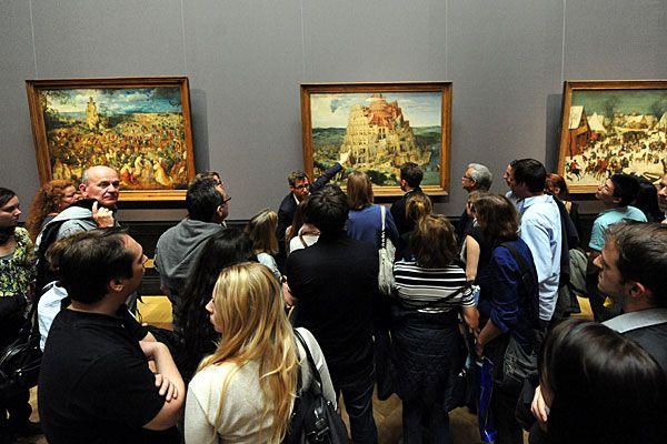 Die Lange Nacht der Museen macht wieder in Wien Halt.