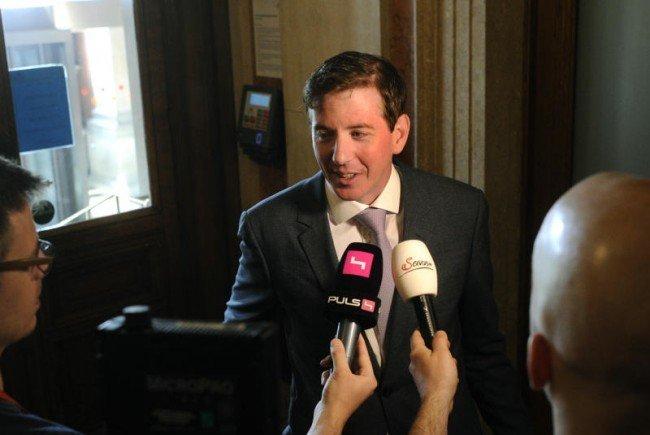 Peter McDonald tritt als ÖVP-Generalsekretär zurück.