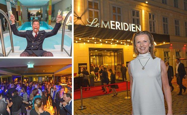 Das Le Méridien in Wien wurde neueröffnet.