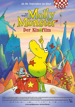 Molly Monster – Der Kinofilm – Trailer und Informationen zum Film