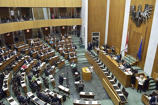 Der Wahltermin wurde im Nationalrat festgelegt.