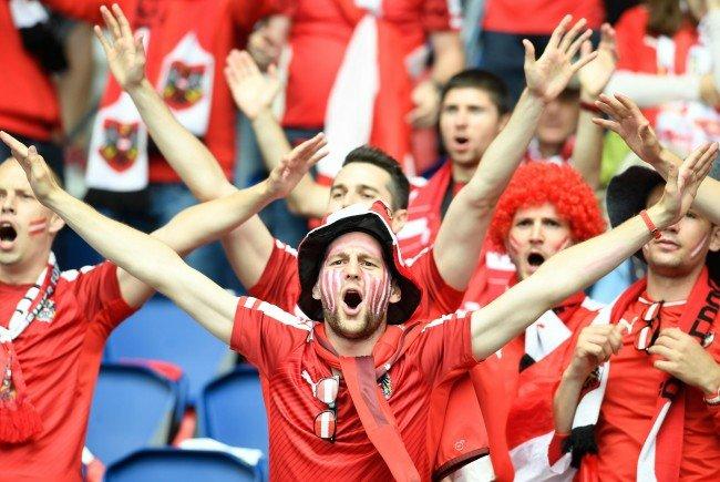 Österreich wird wohl vor ausverkauftem Haus gegen Wales spielen.