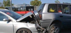 Auffahrunfall in Wien-Donaustadt fordert sechs Verletzte