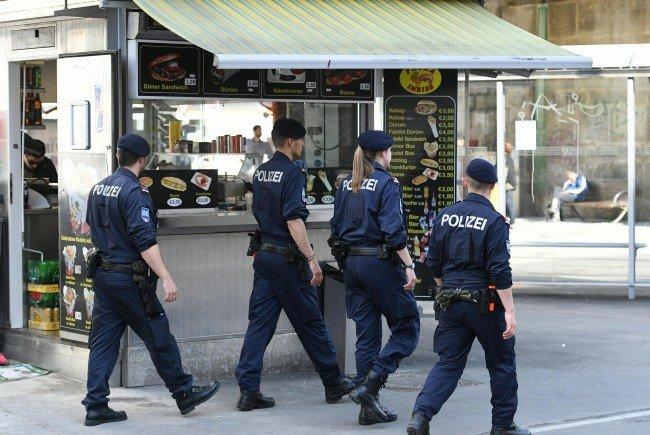Bei einer Polizeikontrolle kam es zur Eskalation