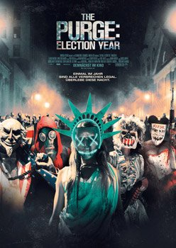 The Purge: Election Year – Trailer und Informationen zum Film