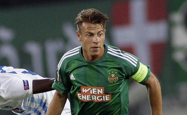 Stefan Schwab will mit Rapid auch in Bilbao bestehen.