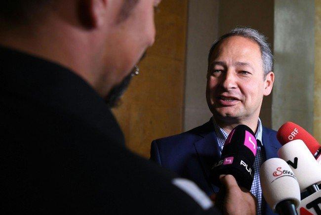 SPÖ-Klubchef Schieder ist für eine planmäßige BP-Wahl noch heuer