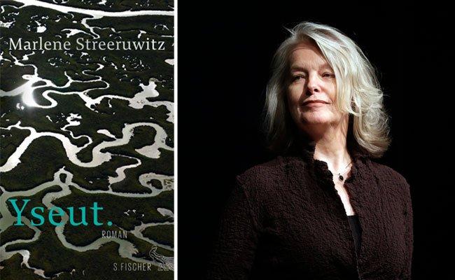 Die Schriftstellerin Marlene Streeruwitz gibt in ihrem neuen Roman manches Rätsel auf