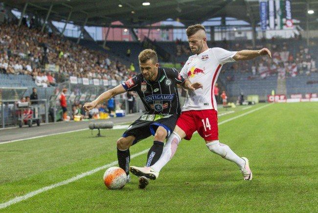 Red Bull Salzburg trifft am Sonntag auf Sturm Graz