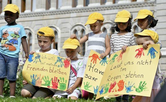 """Einzelne Standorte der """"Alt-Wien""""-Kindergärten könnten noch diese Woche übernommen werden."""