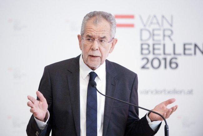 Alexander Van der Bellen meldete sich nach der Stichwahl-Verschiebung zu Wort.