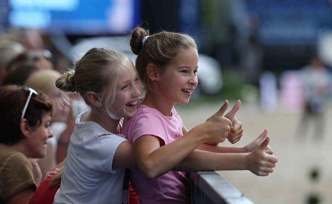 Beim Kinderfest in der Krieau wird ein buntes Programm geboten.