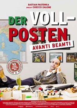 Der Vollposten – Avanti Beamti! – Trailer und Kritik zum Film