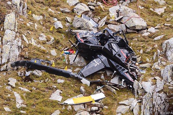 Arch starb Anfang September bei einem Hubschrauber-Absturz