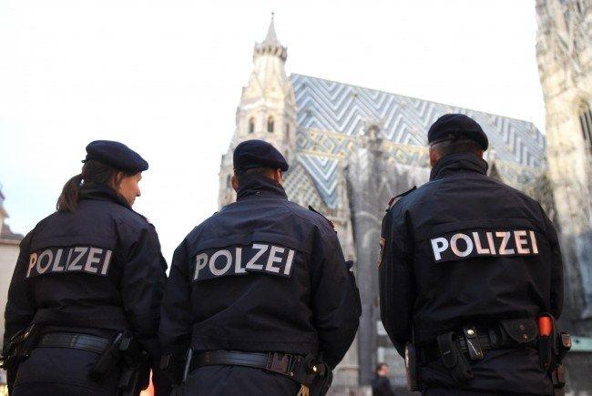 In Wien und Deutschland wurde eine Großrazzia der Polizei durchgeführt.