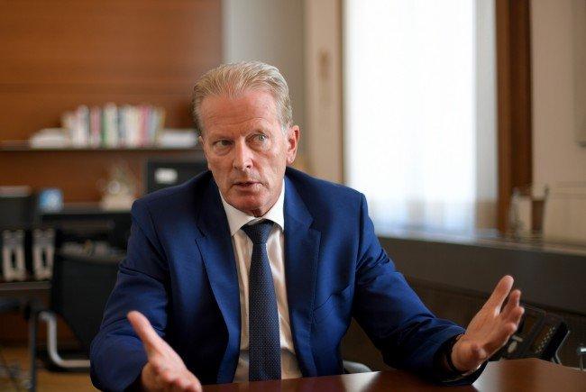ÖVP-Vizekanzler Reinhold Mitterlehner.