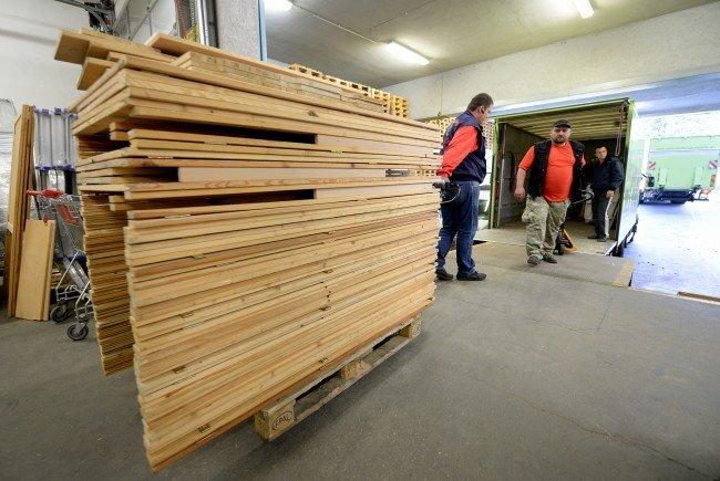 Österreichs Arbeitnehmer dürfen einer Gehaltssteigerung im kommenden Jahr entgegenblicken.
