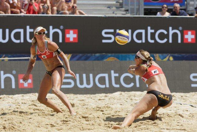 Im Sommer 2017 steigt die Beach Volleyball-WM in Wien.