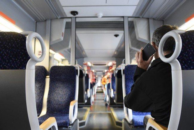 Ab 12. November kommt es zu einer Teilsperre auf dem Bahnnetz zwischen Wien und St. Pölten.