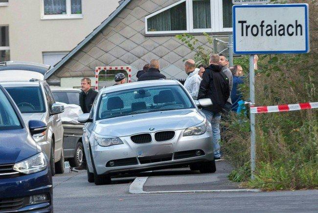 Polizist unter Mordverdacht: Der Fundort der Opfer in Trofaiach