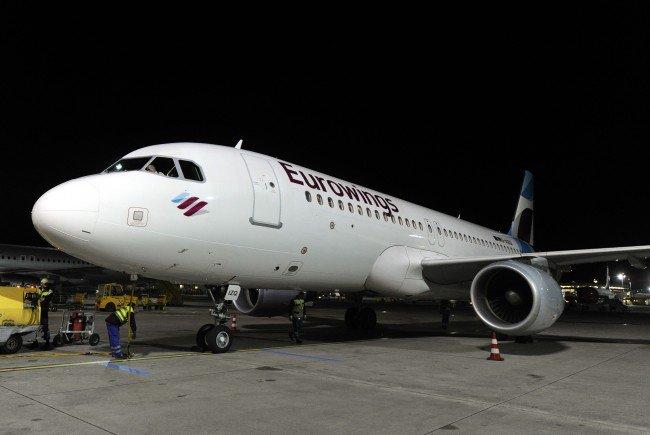 Bei Eurowings wird ein Streik der Flugbegleiter vorbereitet.