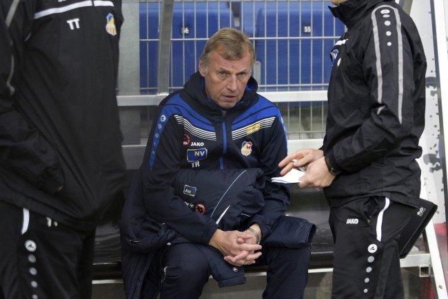 Karl Daxbacher ist nicht mehr Trainer beim SKN St. Pölten.