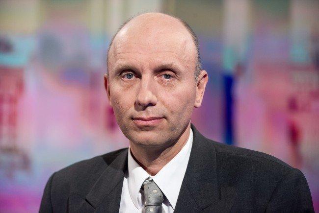 EU-Austrittspartei-Obmann Robert Marschall.